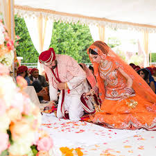 indian wedding in los angeles four seasons hotel beverly wilshire Punjabi Wedding Cards Vancouver the couple take part in a traditional sikh ceremony Punjabi Wedding Cards Sample
