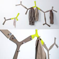 Interesting Coat Hooks. Tree Branch Coat Rack