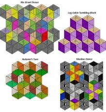 Free Big Block Quilt Patterns | The Quilter's Cache – Marcia ... & Eleanor Burns Baby Quilt Patterns | Quilt Blocks Galore 15 – The Quilter's  Cache – Marcia Adamdwight.com
