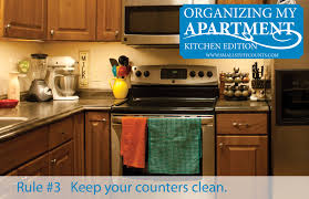 Apartment Kitchen Organization How To Organize An Apartment Home Design Ideas