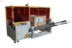 china tuv approved hot melt glue case opening machine china carton erector case erector
