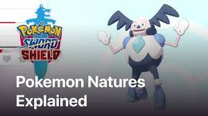 Pokemon Sword and Shield How to change natures - Pokemon Natures Explained  - YouTube