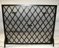living room best black metal fireplace screens with door screen cast iron victorian beveled glass fireplac