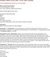 Probation Officer Resumes Resume For Probation Officer Mmventures Co