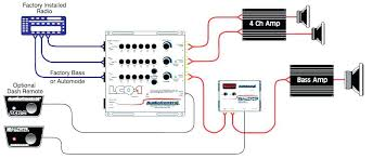 wiring diagram for a car stereo amp and subwoofer lovely wiring factory car stereo and amplifier wiring diagrams at Car Stereo Amp Wiring Diagram