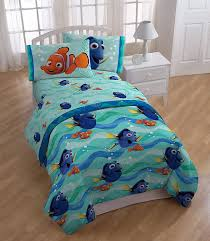 finding dory with nemo splashy twin size 3 piece sheet set bedroom disney pixar from disney
