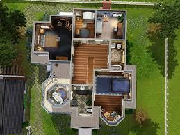 amusing sims 3 house planner floor plans for inspirational plan modern family