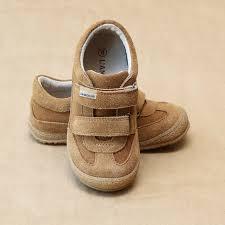 Lamour Boys Sporty Double Velcro School Sneaker Casual