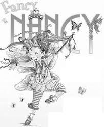 Small Picture FancyNancyColoringPages Fancy Nancy Tea Party is to decide on
