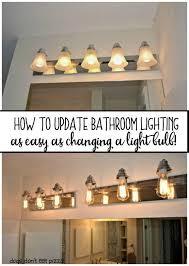 image result for best light bulb for bathroom vanity