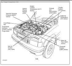 1994 isuzu rodeo engine diagram wiring diagram fascinating