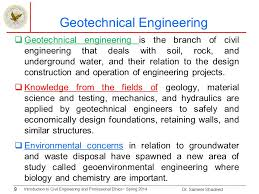 Small Picture Introduction to Civil Engineering and Professional Ethics ppt