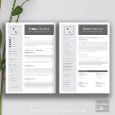 Template For Resume And Cover Letter Top Modern Resume Template For It Professional Modern Resume 41