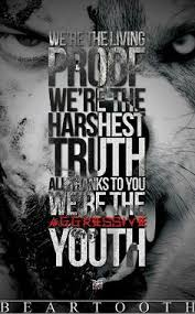 Band Quotes Awesome 48 Best Beartooth Images On Pinterest Lyric Quotes Beartooth