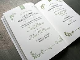 booklet beast pieces Wedding Booklet Wedding Booklet #16 wedding booklet templates