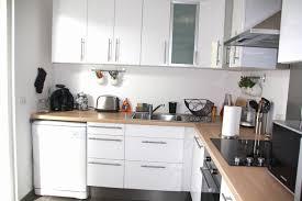 Deco Mur Gris Clair Avec Beautiful Cuisine Gris Et Blanc Deco Photos