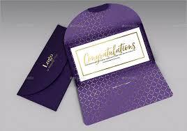 9 Gift Card Envelopes Free Psd Vector Ai Eps Format