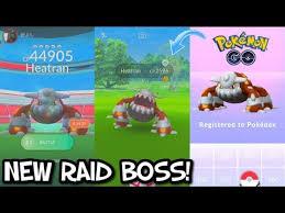 Heatran Max Cp For All Levels Pokemon Go