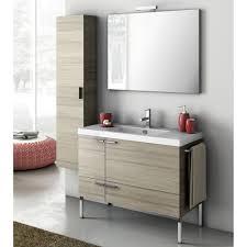 39 Bathroom Vanity Modern 39 Inch Bathroom Vanity Set With Storage Cabinet Glossy
