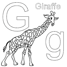 Giraffe Coloring Pages Printable Giraffe Color Page Giraffes