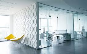 contemporary office interior. Modern Office Interior Design Ideas With Small A Combination Of Glass And Window Pillars Contemporary