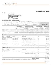 sample of an invoice template sample of an invoice