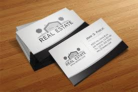 15 Cool Real Estate Agent Business Cards - Printaholic.com