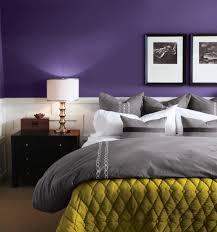 Modern Bedroom Colours Purple Grey Blue Bedroom
