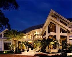 Sater Group's Valli Custom Home Design Contemporary Custom Miami Home Design Exterior