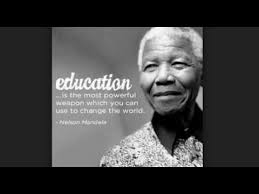 Nelson Mandela Education Quote Impressive Education Quotes Nelson Mandela YouTube