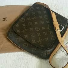 louis vuitton used bags. authentic vintage musette salsa short shoulder bag louis vuitton used bags