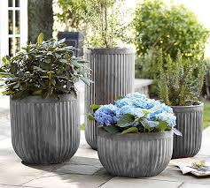 large cement planters. Decoration: Square Concrete Planters Planter Regarding For Sale Large Cement N