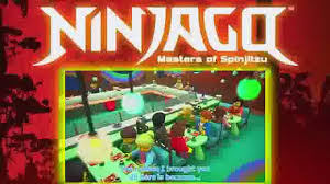 Lego Ninjago Episode 35 The Invitation Part 1 - video Dailymotion