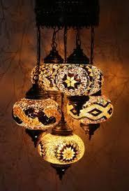 turkish style lighting. turkish style mosaic hanging lamp light hand craft 5 large globe lighting
