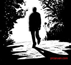 Resultado de imagen para caminante dibujo