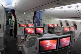 Royal Air Maroc Boeing 767 300 Seating Chart Review Royal Air Maroc 787 Business Class Doha To