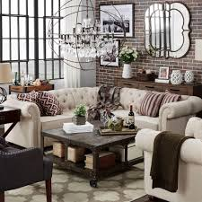 Knightsbridge Tufted Scroll Arm Chesterfield 5-seat L-shaped Sectional by  iNSPIRE Q Artisan by iNSPIRE Q