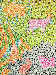 Colour Blindness Chart Pin On Interesting Tests
