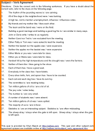 4+ subject verb agreement pdf | sales resumed