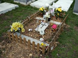 Solar Grave Decorations Filecity Of London Cemetery And Crematorium Temporary Grave