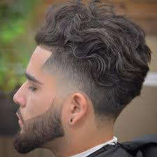 Mens Curly Hair Style wavy hairstyles for men 2017 8481 by wearticles.com
