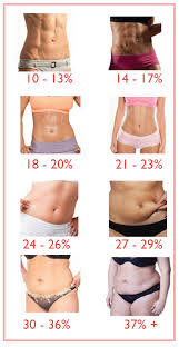 Body Fat Chart Women 51 Genuine Women Bodyfat