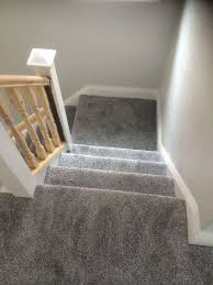 carpet grey. dark grey stairs carpet supplied and fitted by out \u0026 about carpets in stockport