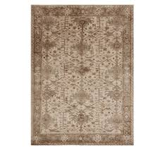 channing persian style rug neutral