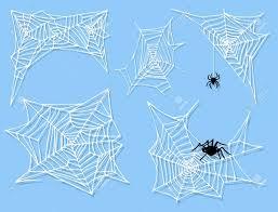 Tarantula Web Design Spider Web Silhouette Arachnid Fear Graphic Flat Scary Animal