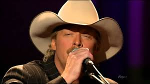 alan jackson in the garden