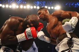 Image result for carlos takam vs anthony joshua