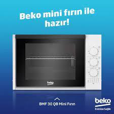 Beko - Beko Mini Fırın ile #EvimizeSağlık