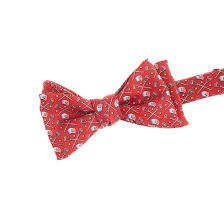 Vineyard Vines Lacrosse Printed Bow Tie