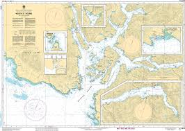 Chs Nautical Chart Chs3675 Nootka Sound